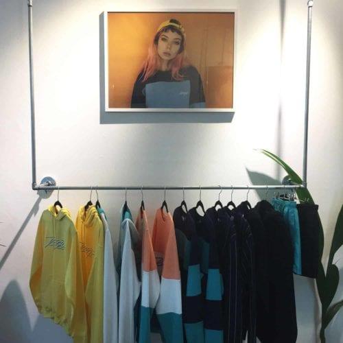 Streetwear-Shop in neuem Gewand