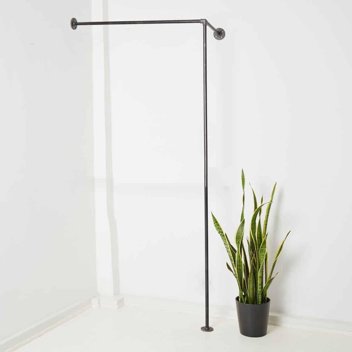 Industrial Design Garderobe Für Nischen Ecken Stand Edge