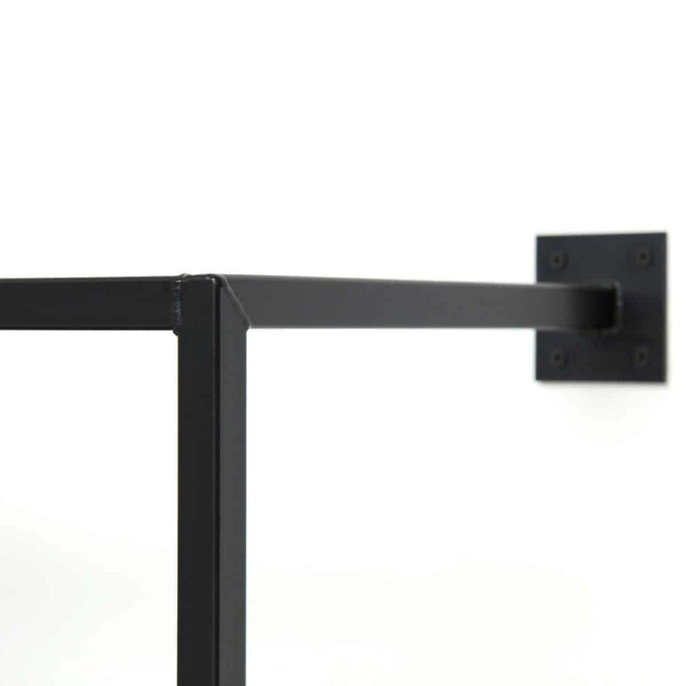 Möbel selber bauen DIY geschweisst pulverbeschichtet