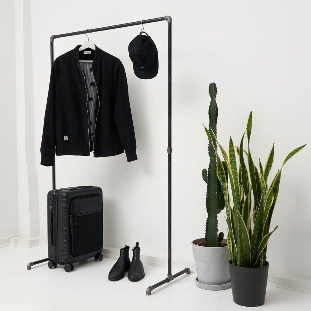 Kleiderständer Industrial Design freistehend