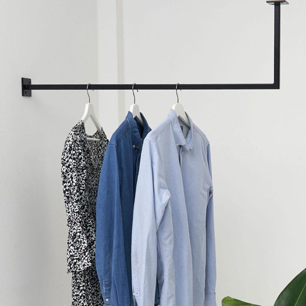 Kleiderstange zur Deckenmontage SIMPLE HANGIN
